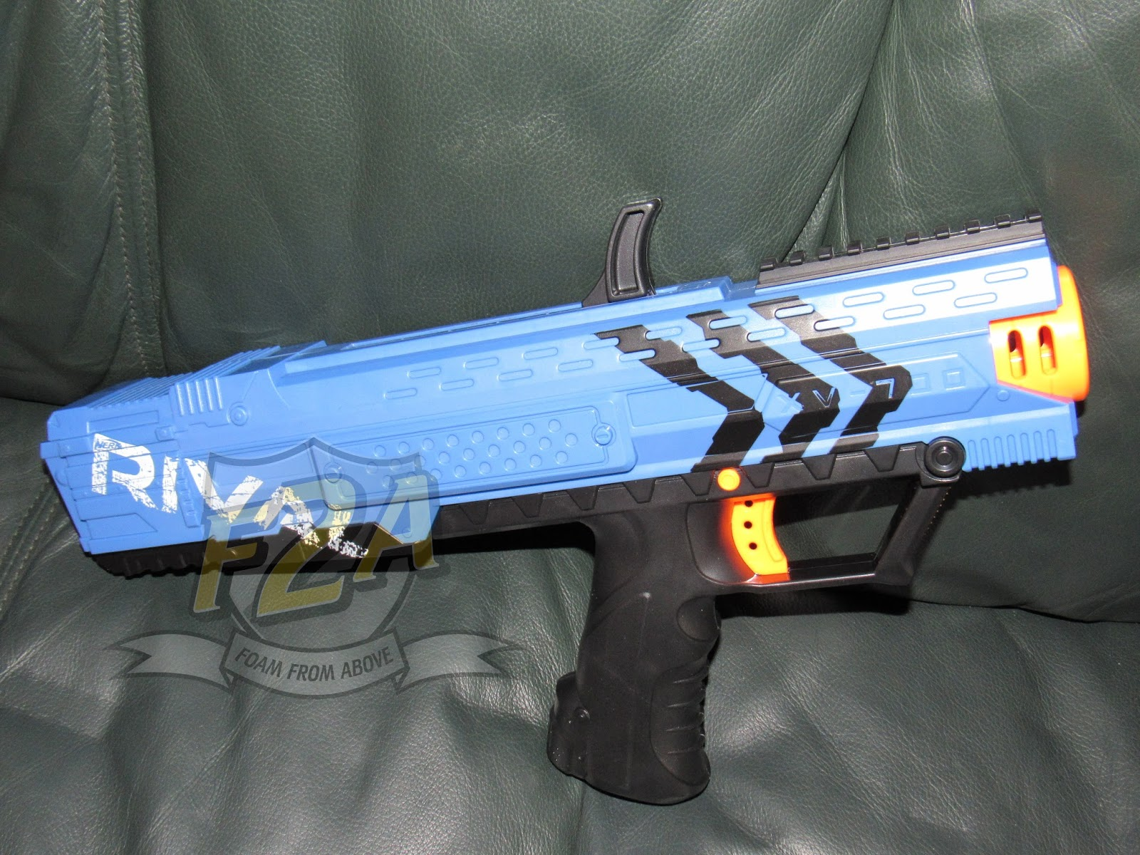 nerf rival zeus blaster claims 100 fps when it shoots. Black Bedroom Furniture Sets. Home Design Ideas