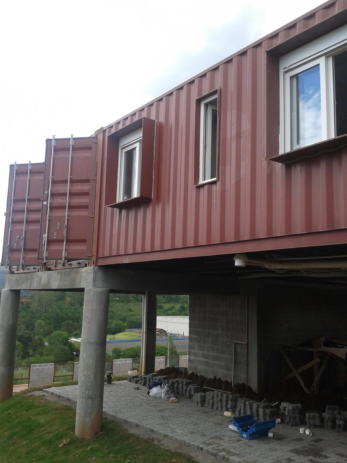 Luis maldaner arquitetura e design os finalmentes da casa for Container casa