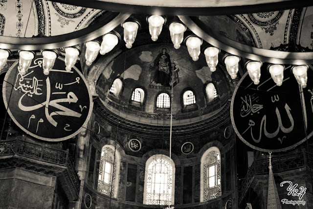 Hagia Sophia - Y&Y Photography