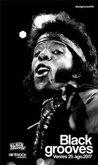 25 ago: Black Grooves