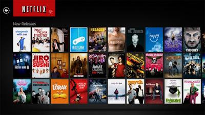 Netflix, series y películas