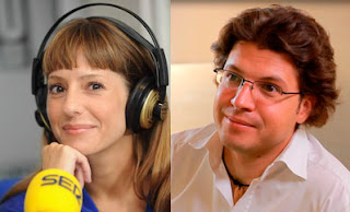 Hermanos famosos periodistas, radiocable