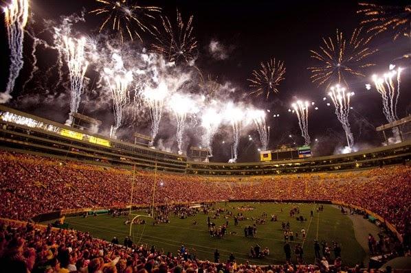 Packers Family Night 2014