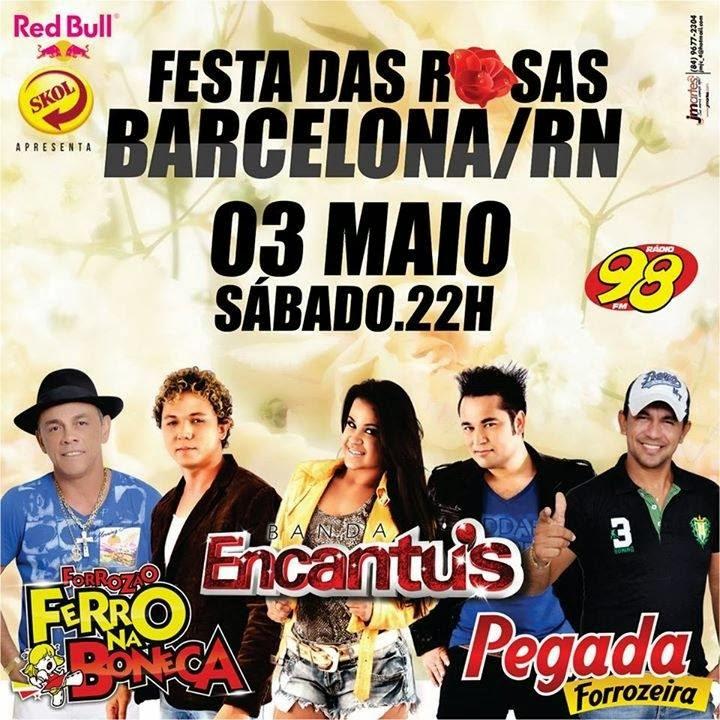 Festa Das Rosas