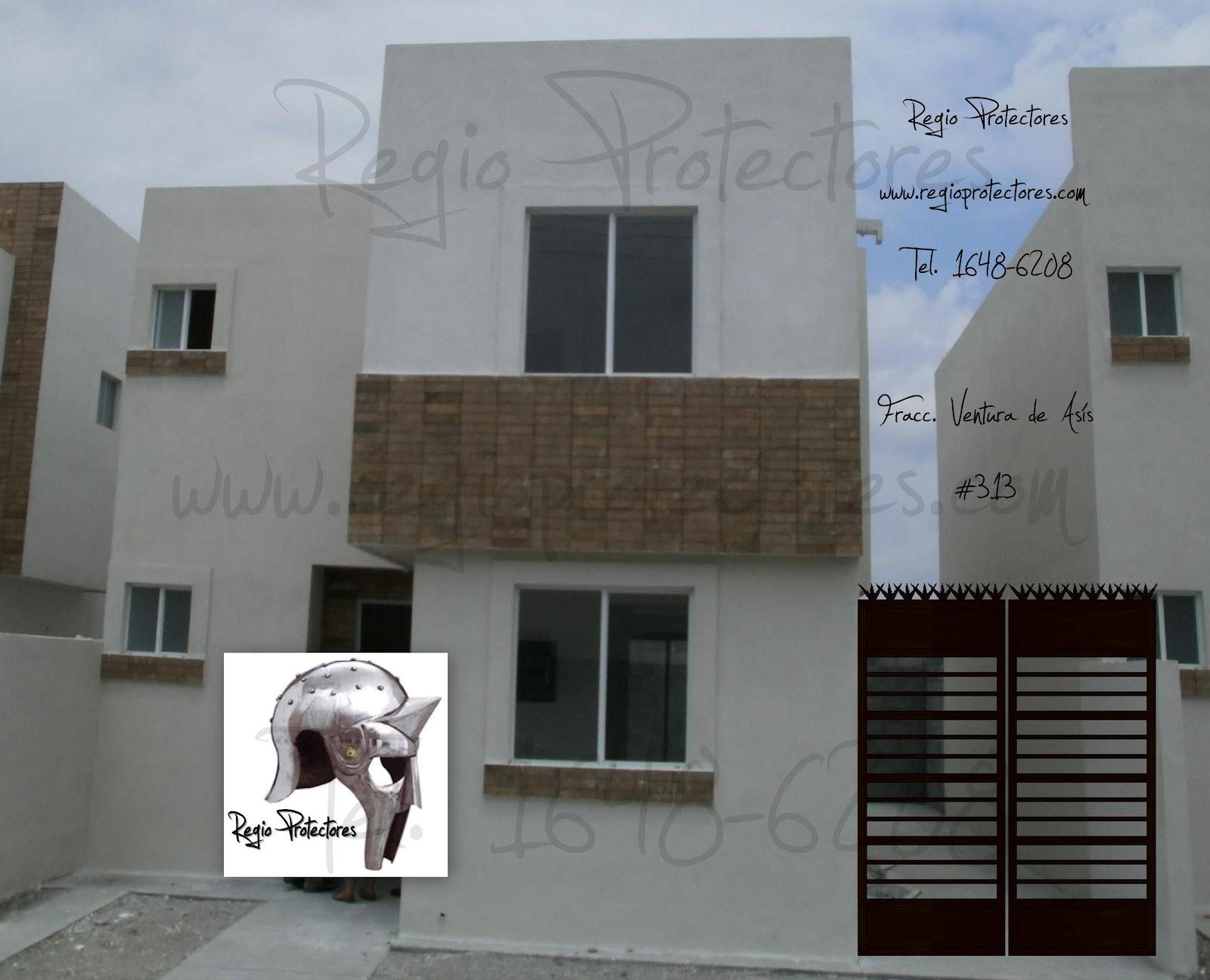 Regio protectores mayo 2012 for Puertas para patios modelos