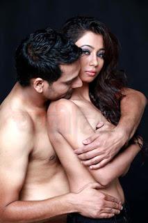 Amir Gautam and Binita Baral