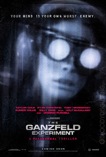 The Ganzfeld Experiment (2013)