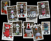 GIVEAWAY DI  stipenhaak