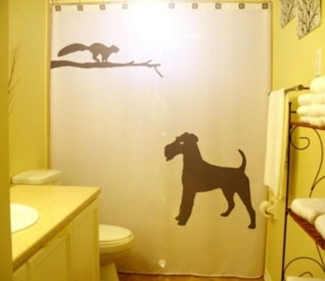 Photo Collection: Creative Shower Curtains Part III...