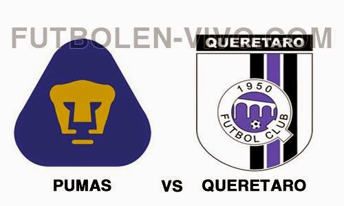 Queretaro vs Pumas