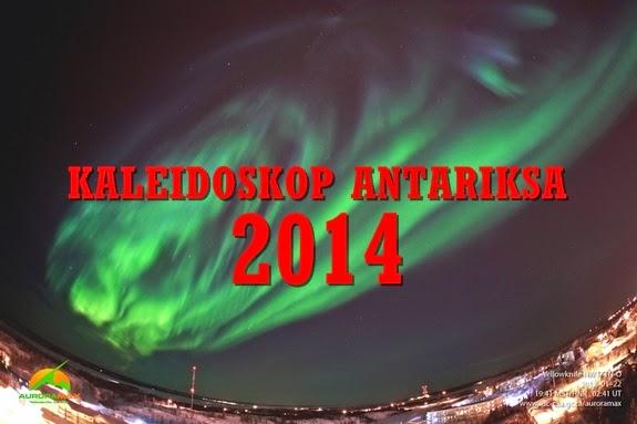 Kaleidoskop Antariksa 2014 versi Info Astronomy