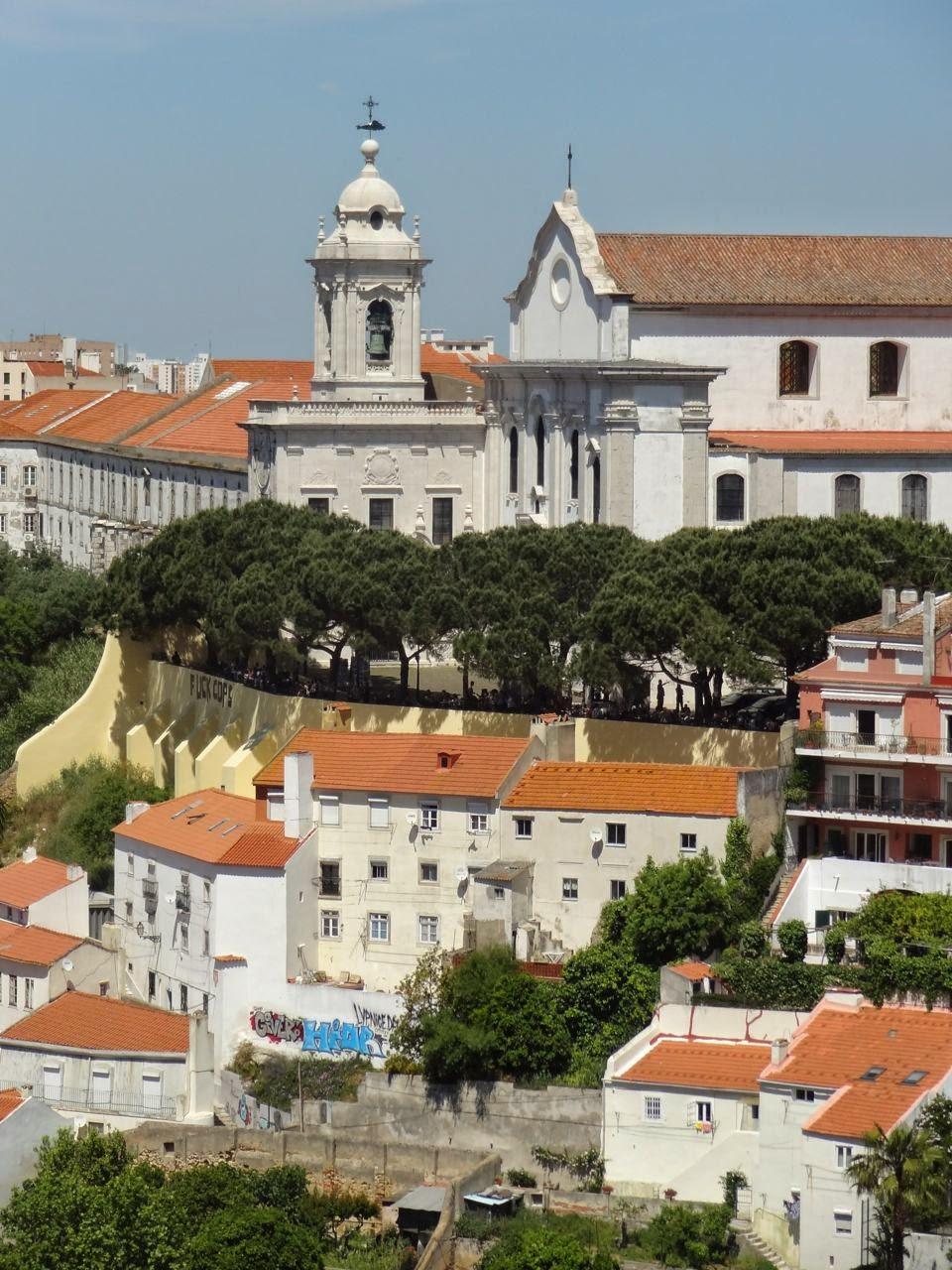 Alfama - the original Moorish district of Lisbon 5