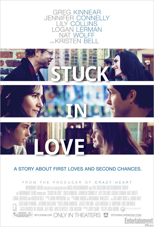 Stuck in Love affiche