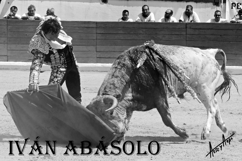 Blog Oficial del Novillero Iván Abásolo | Biografía, Carteles, Festejos, Noticias, Fotografías...