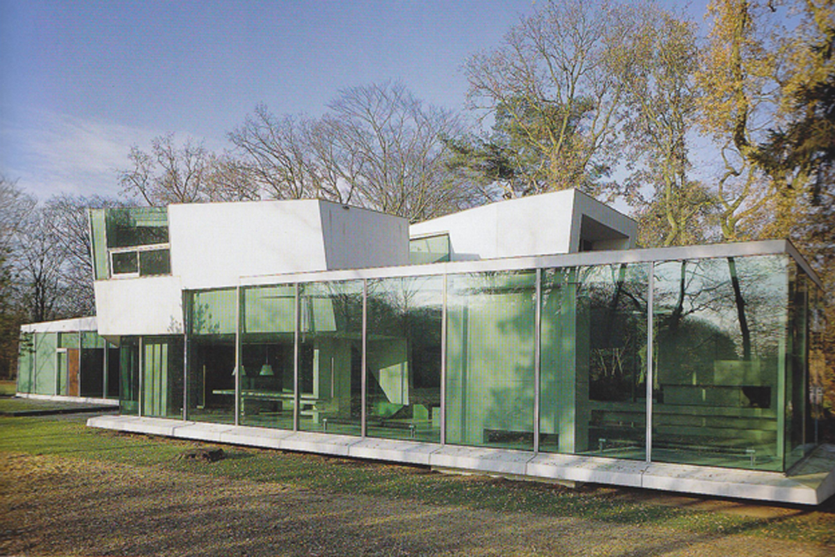 Future House S Genealogy Mobius House