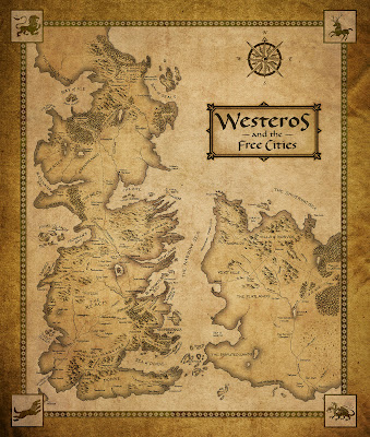 Westeros, Essos, A song of Ice and Fire, Game of Thrones, Trono di Spade