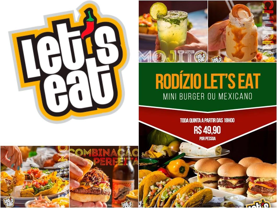 A Melhor Hamburgueria da Cidade e com Mexican Food também