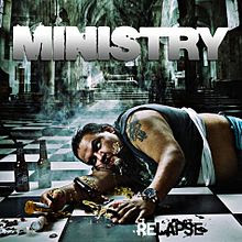 Ministry - 'Relapse' CD Review (13th Planet Records)
