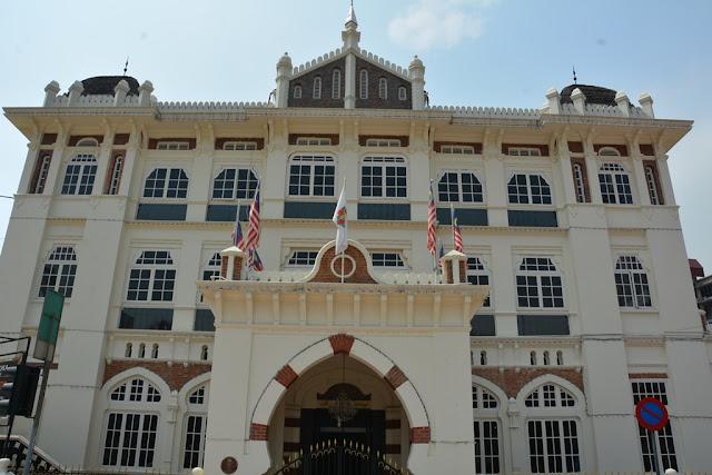 Merdeka Square Kuala Lumpur colonial