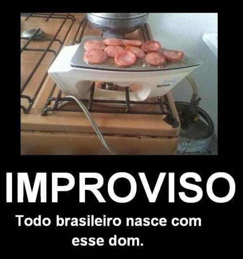 Improviso: Todo o brasileiro nasce com esse dom