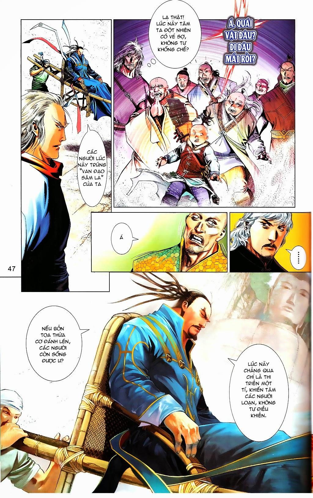 Phong Vân chap 664 Trang 47 - Mangak.info