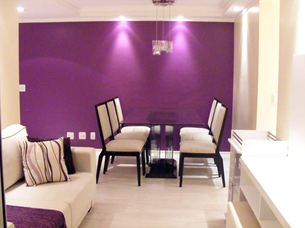 Pintura sala de estar pequena v rias for Colores de pintura para sala