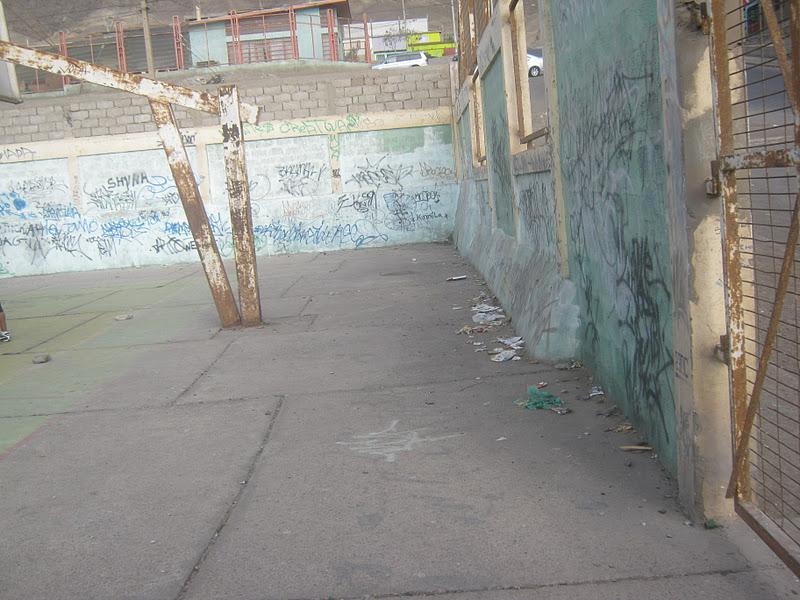 Canchas antofagasta s o s cancha pobl balmaceda calle for Vivero antofagasta