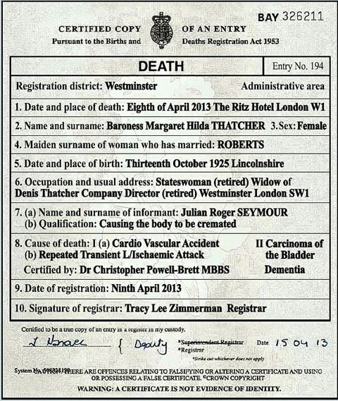 Sample nigerian death certificate images certificate design and fake death certificate template uk images certificate design and sample of death certificate in nigeria images yadclub Gallery