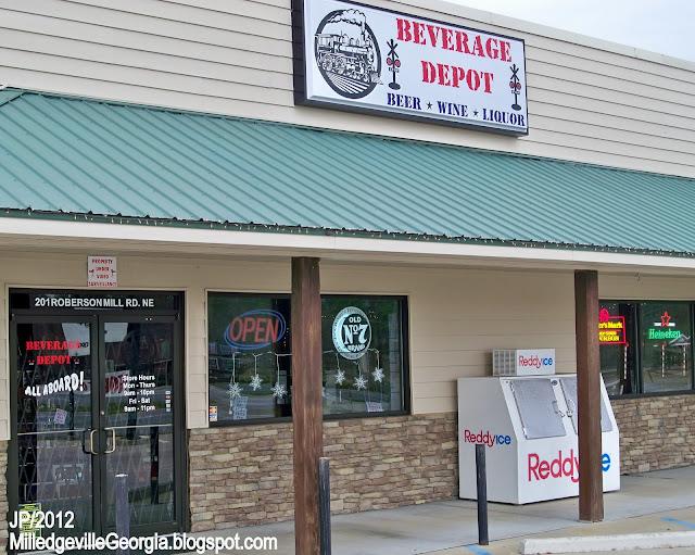 Food Depot Milledgeville Ga Hours