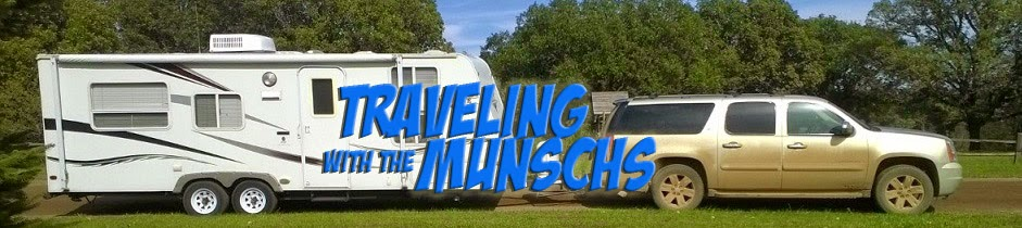 Traveling with the Munschs