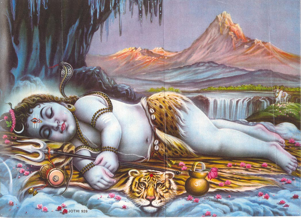 krishna abhicaks baby shiva
