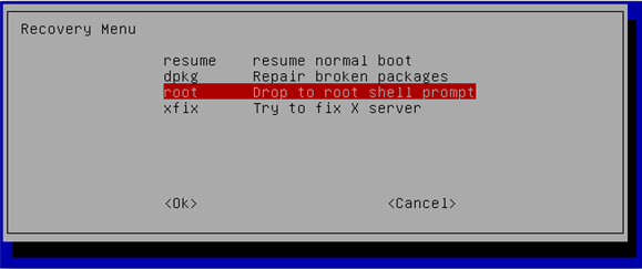 Restablecer la contrase a de ubuntu por medio del grub - Restablecer contrasena ...