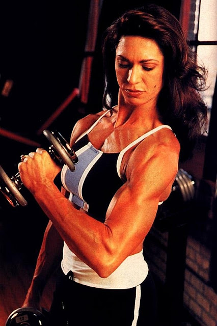 Fitness instructor and competitor - Carol Semple-Marzetta