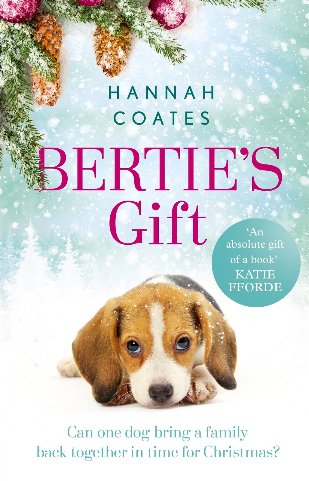 BERTIE'S GIFT, out Nov 2017