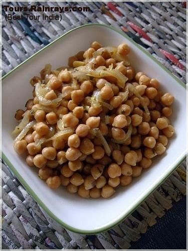 Chole : Favorite  india recipe