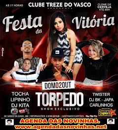 CLUBE TREZE DO VASCO - FESTA DA VITÓRIA.