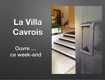 La Villa est ouverte