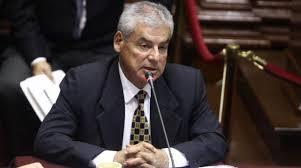 César Villanueva, jefe del plan de gobierno y candidato al Congreso por Alianza por el Progreso, re