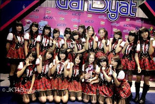 Idol group JKT48