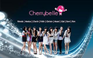 biodata cherry belle cherry belle adalah salah satu girl band