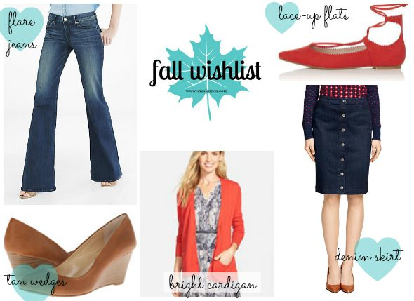 5 Fall Must Haves | www.shealennon.com