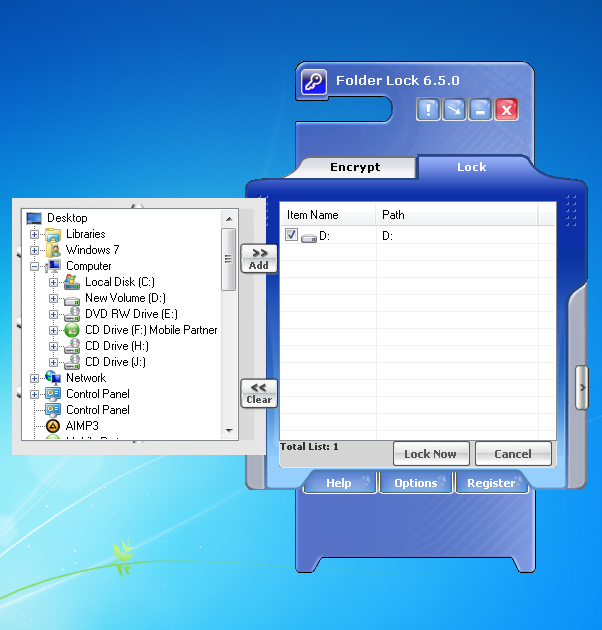 Memproteksi Folder Hardisk Dengan Lock Change Towards Better