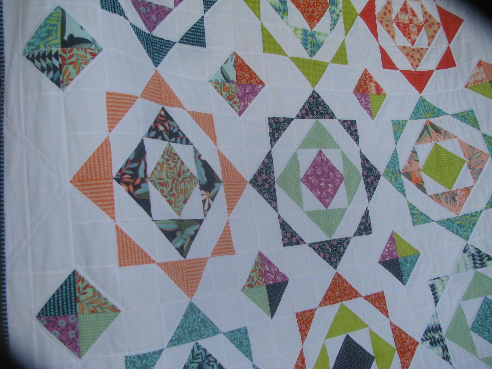 Cedar Fork Stitches: Fall 2015 Bloggers Quilt Festival! Original ... : prairie quilts - Adamdwight.com