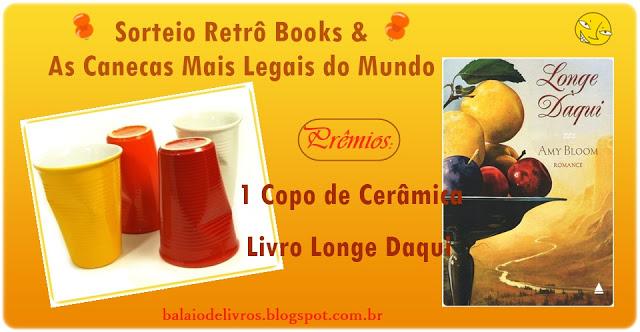 Retrô Books - Balaio de Livros