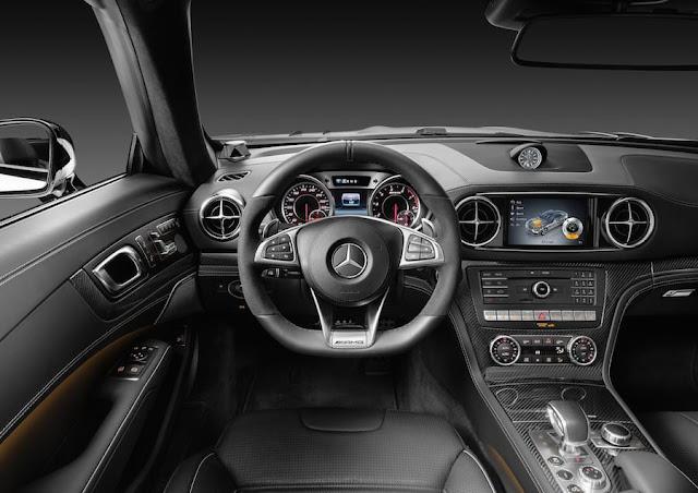 メルセデスAMG SL63 SL65 マイナーモデルチェンジ