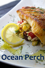 "Red Fish ""Ocean Perch"""