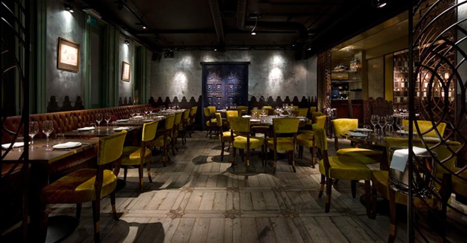 Alexandra D. Foster Destinations Perfected: London, England - Coya