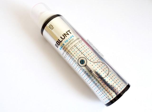 BBlunt Back To Life Dry Shampoo