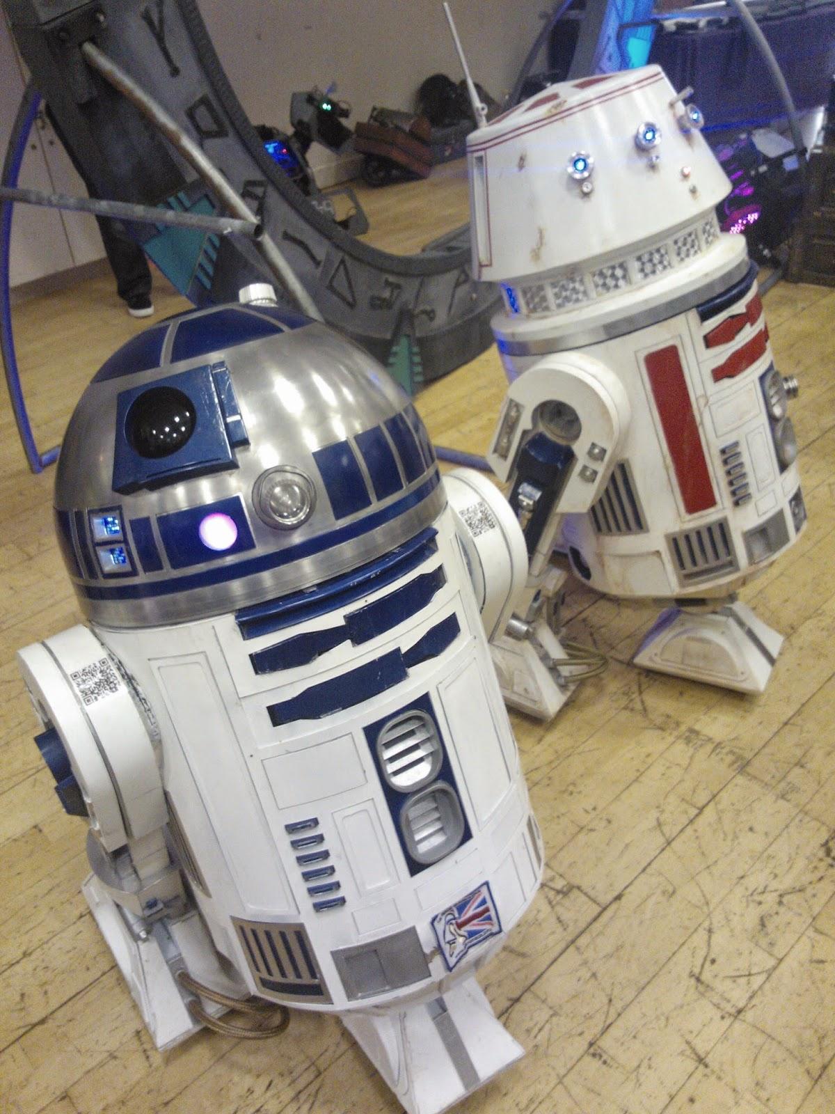 R2 & R5