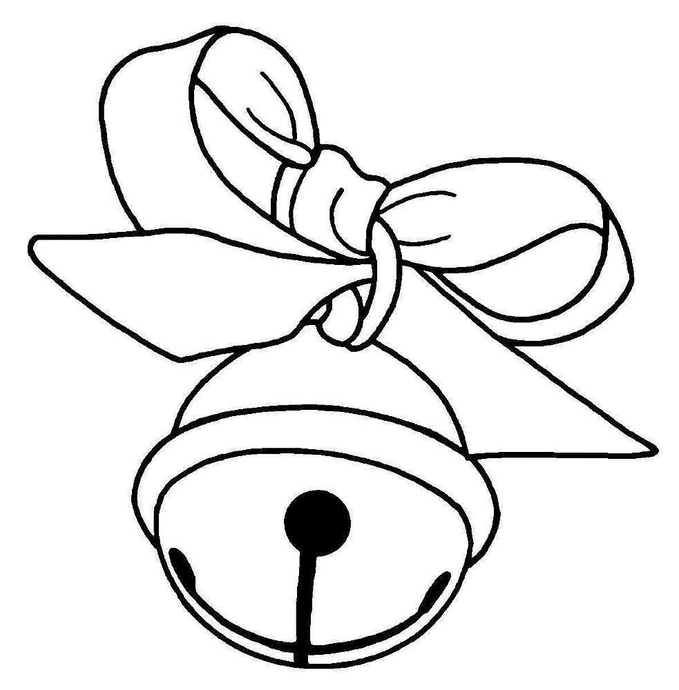 jingle bells coloring pages - photo#33